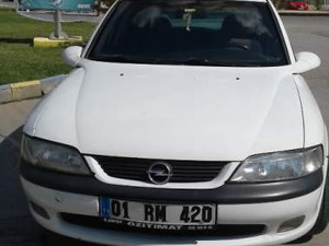 Temiz Opel Vectra 2.0 GLS