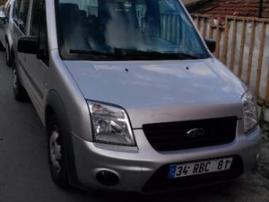 2012 modeli Ford Tourneo Connect 90PS