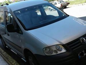 Camlı Van Volkswagen Caddy 1.9 TDI