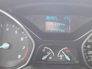 2013 yil Ford Focus 1.6 TiVCT Trend