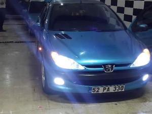 ikinciel Peugeot 206 1.6 XT