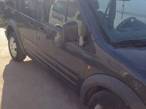 2009 model Ford Tourneo Connect 75PS