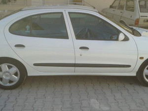 Renault Megane 1.6 RTE Beyaz