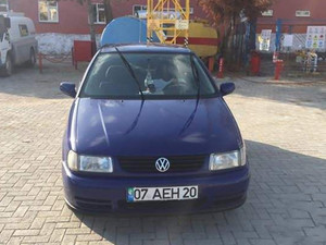 1998 yil Volkswagen Polo 1.6 Classic Comfortline