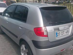 2007 23800 TL Hyundai Getz 1.5 CRDİ