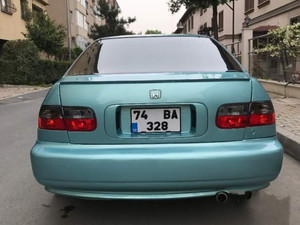 sorunsuz Honda Civic 1.5 EX