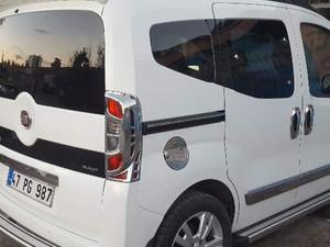 2014 yil Fiat Fiorino 1.3 Multijet Combi Emotion