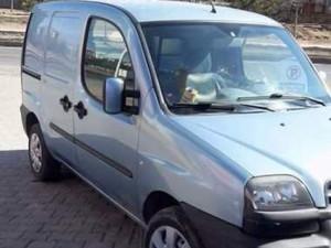 Düz Vites Fiat Doblo 1.3 Elegance