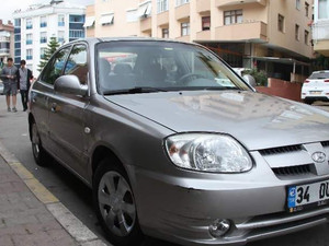 Sahibinden 2006 model Hyundai Accent 1.6 Admire
