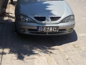 Benzin Renault Megane 1.6 Coupe