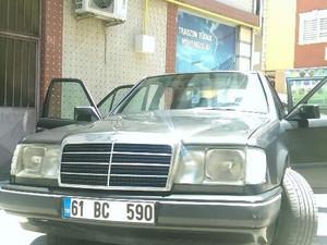 1. sahibinden Mercedes Benz 300 300 D