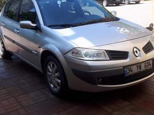 1. sahibinden Renault Megane 1.5 dCi Expression Plus