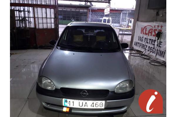 Opel Corsa 1.4 Swing 1998 model 18750TL