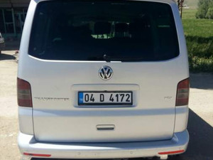 2. sahibinden Volkswagen Transporter 2.0 TDI Camlı Van