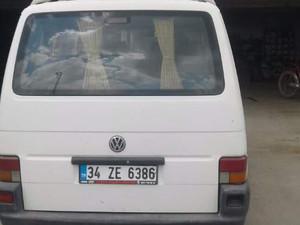 1. sahibinden Volkswagen Transporter 2.5 TDI Camlı Van