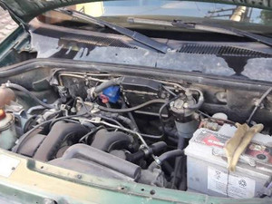 2002 model Fiat Doblo 1.9 D