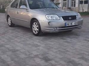 2006 yil Hyundai Accent 1.6 Admire