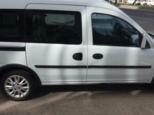 2009 modeli Opel Combo 1.3 CDTi City Plus