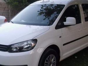2el Volkswagen Caddy Diğer