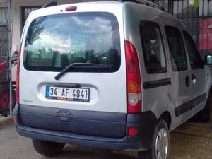 2004 modeli Renault Kangoo 1.5 dCi Multix Authentique