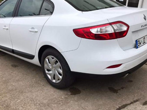 2013 yil Renault Fluence 1.5 dCi Joy
