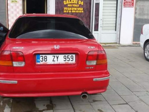 Honda Civic 1.6 iES 21000 km