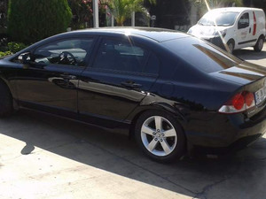 Sedan Honda Civic 1.6 iVTEC Premium