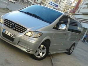 2007 modeli Mercedes Benz Vito 111 CDI