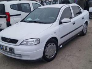 2004 modeli Opel Astra 1.4 Classic