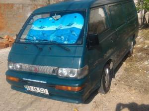 Mitsubishi Temsa L 300 L 300 Panel Van Yeşil