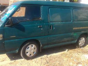 Düz Vites Mitsubishi Temsa L 300 L 300 Panel Van