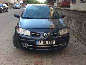 Renault Megane 1.6 Extreme Duman grisi