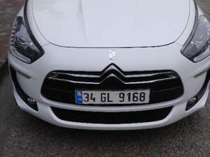 Sahibinden Citroën DS5 1.6 eHDi DSPORT