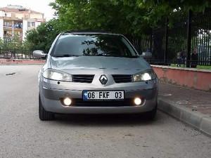 Ankara Sincan Pınarbaşı Mah. Renault Megane 1.6 Dynamic