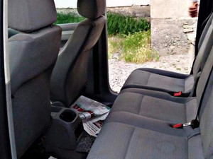 Volkswagen Caddy 1.9 TDI Kombi Siyah
