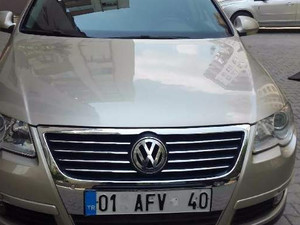 2el Volkswagen Passat 2.0 TDi Comfortline