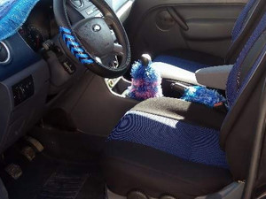 2el Ford Tourneo Connect 75PS