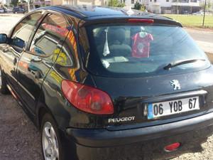 Peugeot 206 1.4 Desire 19900 TL