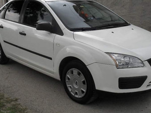 2007 modeli Ford Focus 1.6 TDCi Trend