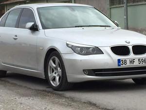 2el BMW 5 Serisi 520d