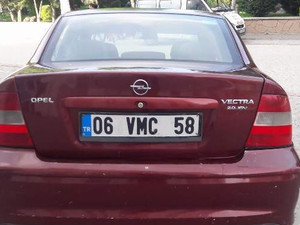 Opel Vectra 2.0 CD Otomatik