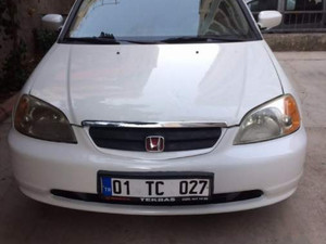 2002 model Honda Civic 1.6 VTEC LS