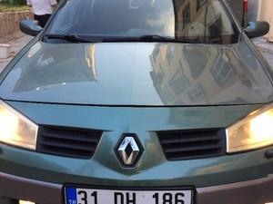 2004 modeli Renault Megane 1.5 dCi Dynamic