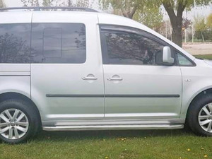 Camlı Van Volkswagen Caddy 1.6 TDI Comfortline