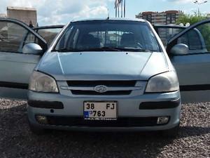 Hatchback Hyundai Getz 1.3 GLS