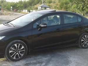 Honda Civic 1.6 iVTEC Black Edition 30250 km