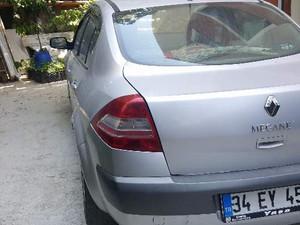 Renault Megane 1.5 dCi Expression 120000 km