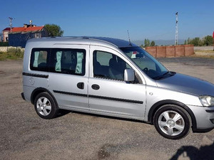Düz Vites Opel Combo 1.3 CDTi City Plus