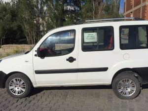 Ağrı Merkez Fatih Mah. Fiat Doblo Combi 1.4 Active