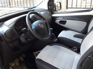 2014 43000 TL Fiat Fiorino 1.3 Multijet Combi Emotion